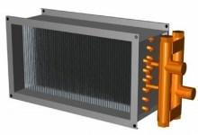 Отопительные аппараты VOK Duct, VOC Duct