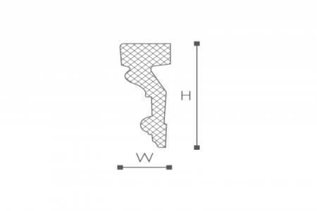 Профили для отделки стен Z1