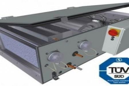 Вентиляционные установки 2VV Alfa AC