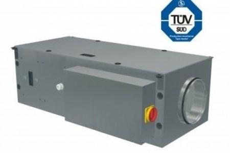 Вентиляционные установки 2VV Alfa Comfort