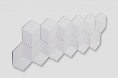 3D Sienas paneļi CUBE